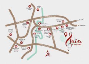 Aria Location