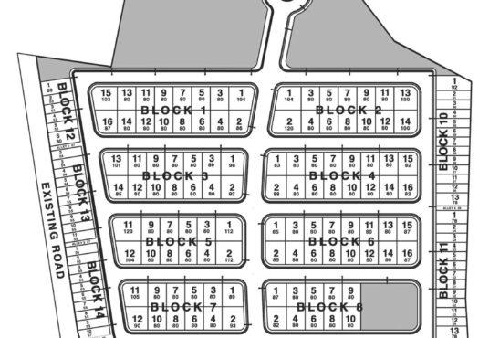 Metrocity Communities - Site Development Plan
