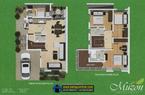 Muzon Mansions Floorplan